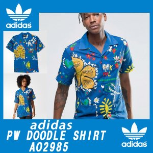 adidas Originals  DOODLE SHIRT 半袖シャツ AO2985|californiastyle