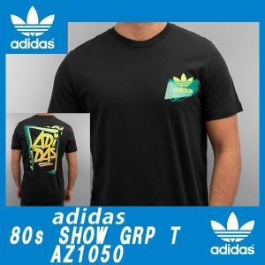 Adidas アディダス  Originalsオリジナルス80s Show Graphic T-Shirt|californiastyle