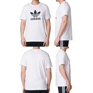 adidasアディダスオリジナルス正規品トリフォイル半袖TEEシャツ Originals TREFOIL TEE|californiastyle|03