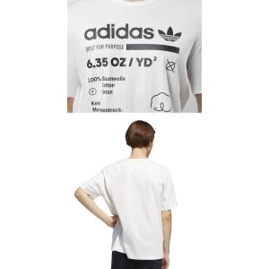 tシャツ メンズ 半袖 ADIDAS アディダス 正規品 半袖TEEシャツ グラフィックプリントロゴ 夏 スポーツ ロゴT|californiastyle|04