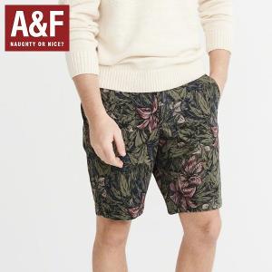 Abercrombie & Fitchアバクロンビーアンドフィッチ正規品メンズハーフパンツ californiastyle