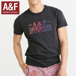 Abercrombie & Fitchアバクロンビーアンドフィッチ正規品Classic Tee Mens A&F Logo Shop californiastyle