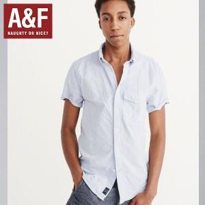 Abercrombie & Fitch アバクロンビーアンドフィッチ オックスフォードシャツ|californiastyle