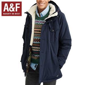 Abercrombie & Fitch アバクロンビーアンドフィッチ正規品メンズアウタージャケット ナイロン マウンテンパーカー|californiastyle