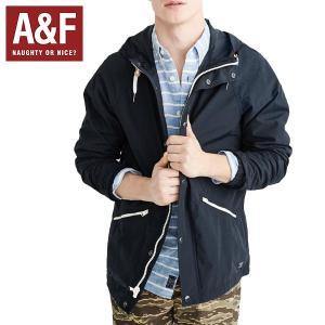 Abercrombie & Fitchアバクロンビーアンドフィッチ正規品メンズナイロン素材のウィンドブレーカー|californiastyle
