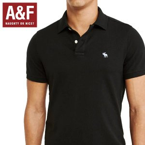Abercrombie & Fitchアバクロンビーアンドフィッチ正規品メンズ半袖ポロシャツ|californiastyle