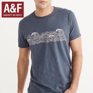Abercrombie & Fitchアバクロンビーアンドフィッチ正規品メンズ半袖 californiastyle