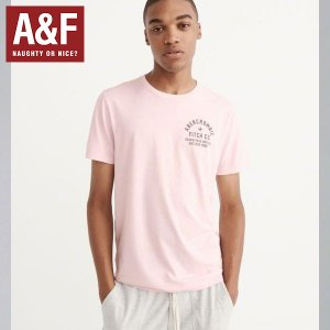 Abercrombie & Fitchアバクロンビーアンドフィッチ正規品メンズ半袖TEEシャツ californiastyle