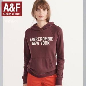 Abercrombie & Fitch アバクロンビーアンドフィッチ正規品レディースパーカー