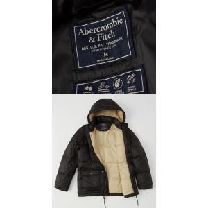 Abercrombie&Fitchアバクロンビーアンドフィッチ正規品メンズ フード付きダウンジャケット|californiastyle|06