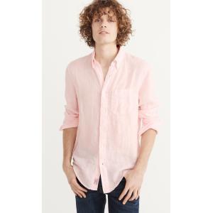 Abercrombie & Fitchアバクロンビーアンドフィッチ正規品メンズ 長袖シャツ californiastyle 02