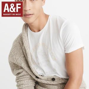 アバクロ Abercrombie & Fitch アバクロンビーアンドフィッチ 正規品 Tシャツ メンズ 半袖 TEEシャツ californiastyle