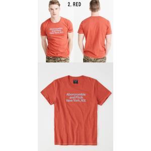 Abercombie & Fitchi アバクロンビーアンドフィッチ正規品半袖TEEシャツ|californiastyle|03