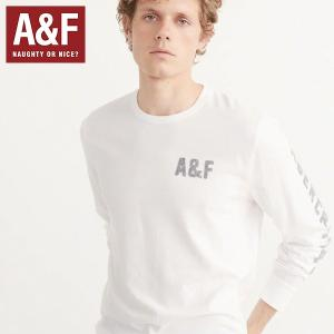 Abercrombie & Fitchアバクロンビーアンドフィッチ正規品メンズ長袖TEEロンT|californiastyle