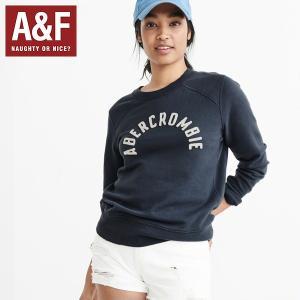 Abercrombie&Fitchアバクロンビーアンドフィッチ正規品レディース スウェットシャツ|californiastyle