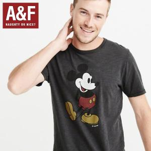 Abercrombie & Fitchアバクロンビーアンドフィッチ正規品ビンテージ加工半袖 californiastyle
