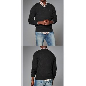 アバクロ メンズ セーター 正規 Abercrombie & Fitch アバクロンビーアンドフィッチ|californiastyle|03