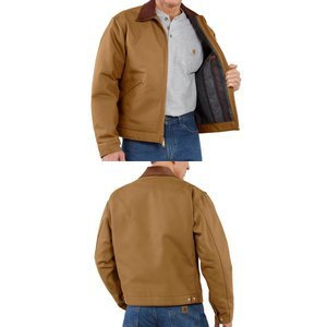 carhartt カーハート正規品ダックデトロイトジャケット カバーオールDUCK DETROIT JACKET|californiastyle|03