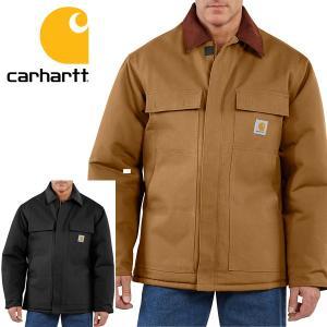 Carhartt カーハート 正規品 アウターウェア ダック生地コートOUTERWEAR DUCK TRADITIONAL COAT californiastyle
