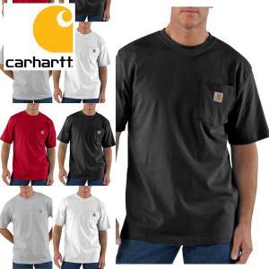 CARHARTT カーハート Tシャツ 半袖 メンズ Workwear Pocket Short-Sleeve TEEシャツ 正規品 californiastyle