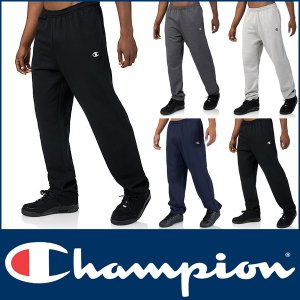 Champion チャンピオン スエットパンツ フリース Men's Elastic Hem Eco Fleece Sweatpant CP2519 031|californiastyle
