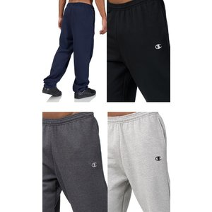 Champion チャンピオン スエットパンツ フリース Men's Elastic Hem Eco Fleece Sweatpant CP2519 031|californiastyle|03