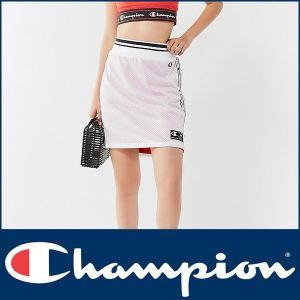 Champion チャンピオン正規品レディース リバーシブルメッシュ スカート|californiastyle