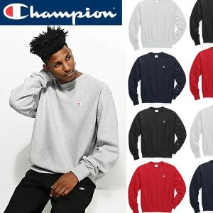 Champion チャンピオン正規品メンズ リバースウィーブMen's Reverse Weave Sweatshirt スエットシャツ トレーナー|californiastyle