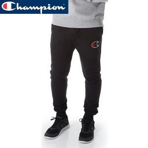 Champion チャンピオン正規品Graphic Powerblend Fleece JoggerビッグCロゴ ジョガーパンツ|californiastyle