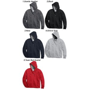 Champion スウェットZIPパーカーMen's Fleece Full Zip Jacketジップアップフリース|californiastyle|03