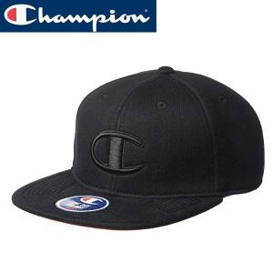 Championチャンピオン正規品キャップ帽子CAP黒ブラック |californiastyle