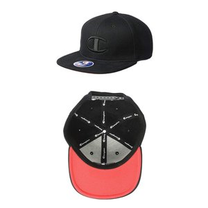 Championチャンピオン正規品キャップ帽子CAP黒ブラック |californiastyle|02
