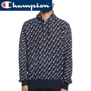 Champion チャンピオン正規品メンズリバース ウィーブ AOP PO フーディ|californiastyle