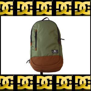ディーシー DC SHOEリュック Trekker Backpack ADYBP03025 GNR0 グリーン|californiastyle