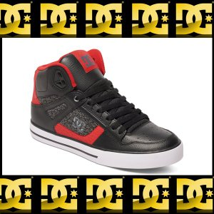 DC Shoesディーシーシュー スニーカー Spartan WC High-Top Shoes 302523 スパルタン|californiastyle