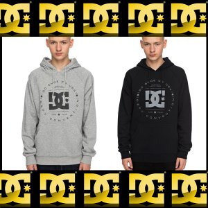 DC SHOES PEOPLE HAVE RATED THIS ディーシーシュー メンズ プルオーバーパーカー|californiastyle