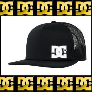 DC SHOEディーシーシュー メッシュキャプ 帽子ブラックMadglads Trucker Hat CAP|californiastyle