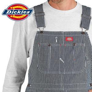 ディッキーズ Dickies オーバーオール メンズ ボトムス Hickory stripe bib overallヒッコリー 83297HS|californiastyle