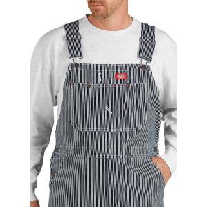 ディッキーズ Dickies オーバーオール メンズ ボトムス Hickory stripe bib overallヒッコリー 83297HS|californiastyle|03