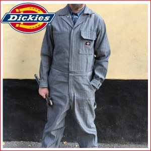 Dickies ディッキーズ つなぎ メンズ 長袖 作業着 Dickies LONG SLEEVE COVERALL|californiastyle