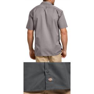 DICKIESディッキーズ正規品 半袖シャツ1574ショートスリーブワークシャツ|californiastyle|05