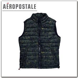 AEROPOSTALE エアロポステール メンズ ベスト ジャケット|californiastyle