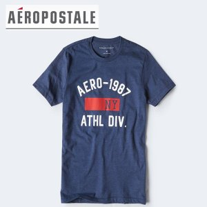 aeropostale エアロポステール正規品メンズ半袖TEEシャツ ロゴプリント|californiastyle