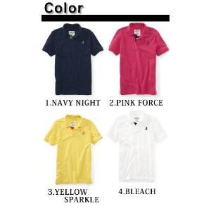 ポロシャツ AEROPOSTALE エアロポステール 半袖 刺繍入り 鹿の子ポロシャツ californiastyle 03