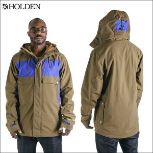 HOLDENホールデンSeville Jacket SVJ-15-N-JK Olive-Electric Indigo|californiastyle