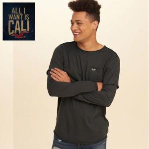 HOLLISTERホリスター正規品メンズレイヤード長袖TEEシャツ|californiastyle