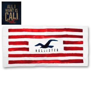 Hollister正規品 Americana Towel ホリスター アメリカーナ スポーツタオル californiastyle