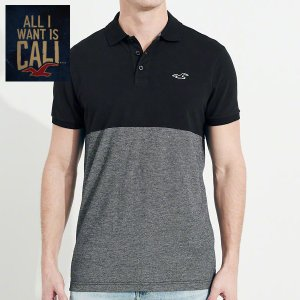 ポロシャツ 半袖 メンズ HOLLISTER ホリスター 正規品 鹿の子 おしゃれ ブランド シャツ 夏|californiastyle