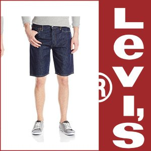 Levi's 501 リーバイス ハーフパンツOriginal Fit Shorts ボタンフライ Lightweight Rinse 365120035 501|californiastyle