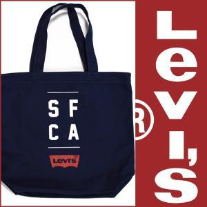 Levi's Bagリーバイス コットン100%コットンバッグ バック 77170-0721|californiastyle
